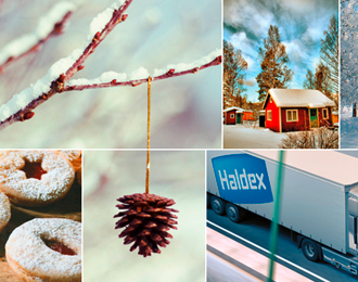 Haldex Season's Greetings 2013